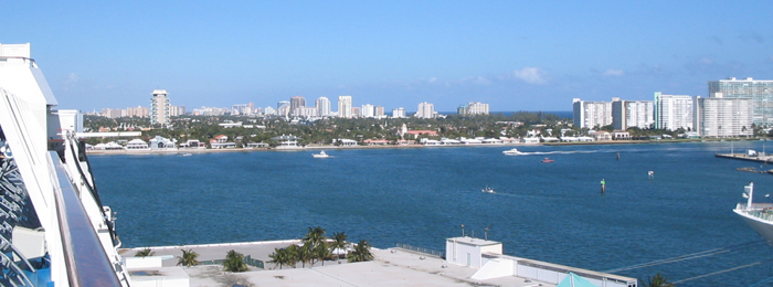 Hotels near Fort Lauderdale cruise Port Everglades